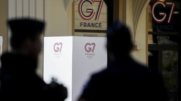 Guerra comercial China-EUA não fica à porta do G7