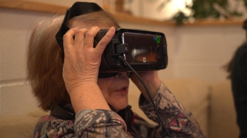 Japan's technology leads the way in caring for the elderly
