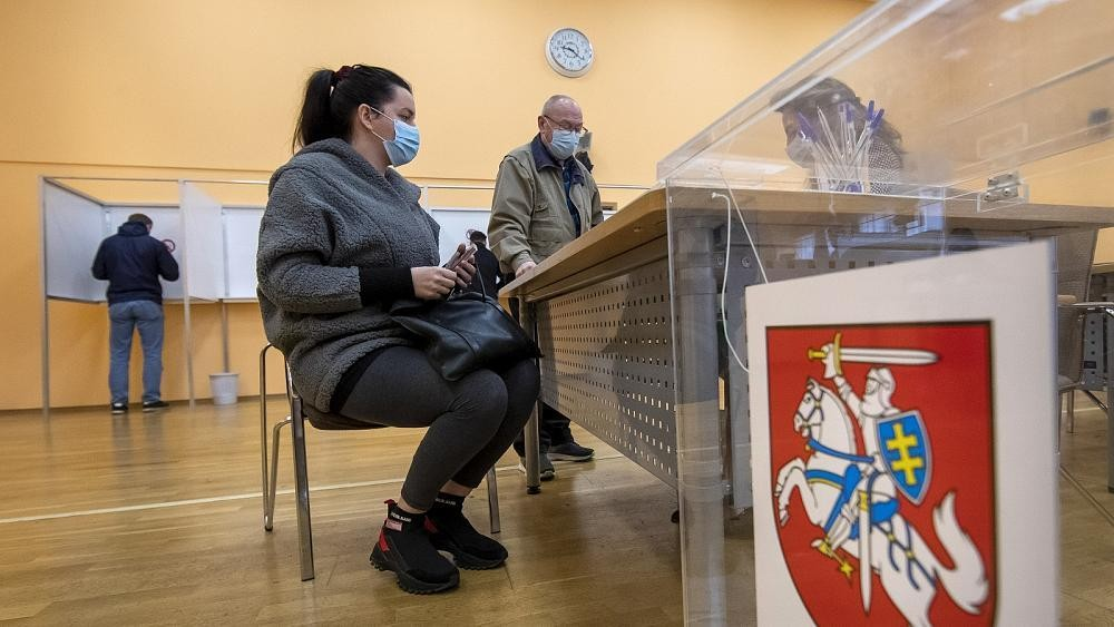 Lithuania votes: Centre-right opposition wins second round of legislative elections