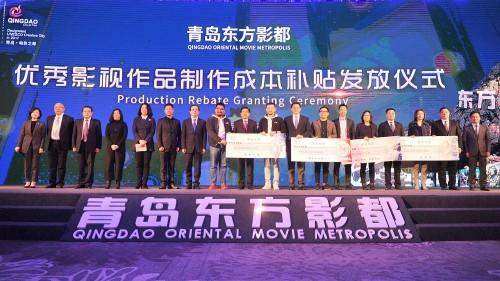 Fatto a Qingdao: la città cinese del cinema attrae registi con dei finanziamenti