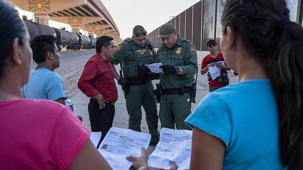 Children not exempt from Trump's toughest asylum policy, officials say