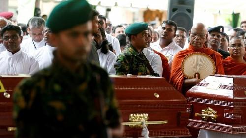دستگیری یک تبعه سوریه و افزایش شمار قربانیان انفجارها در سریلانکا