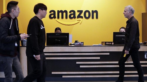 Amazon workers protest proposal to raise bar for shareholder resolutions