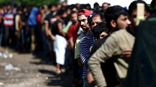 Given its colonial history, the UK's harsh stance on refugees is hypocritical ǀ View