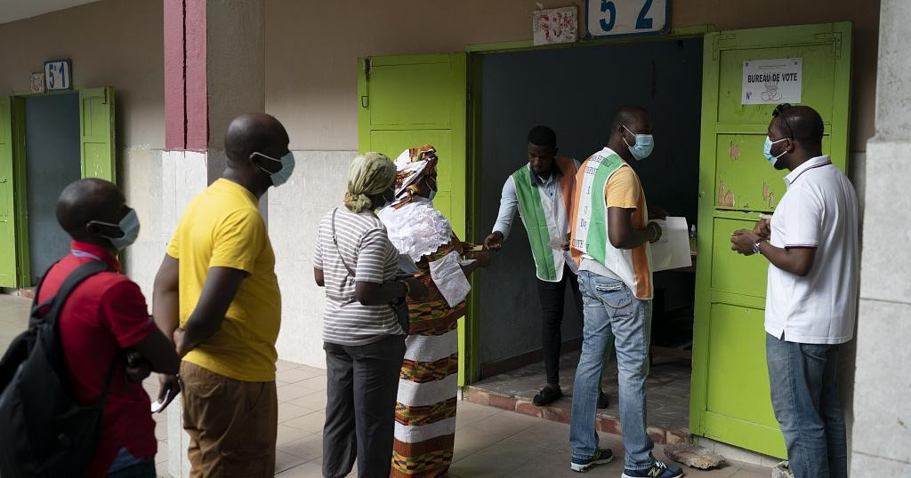 Ivory Coast: Voting largely calm in tense election   Africanews