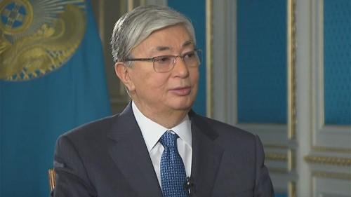 Kassym-Schomart Tokajew: Handelskrieg China-USA könnte Folgen für Kasachstan haben