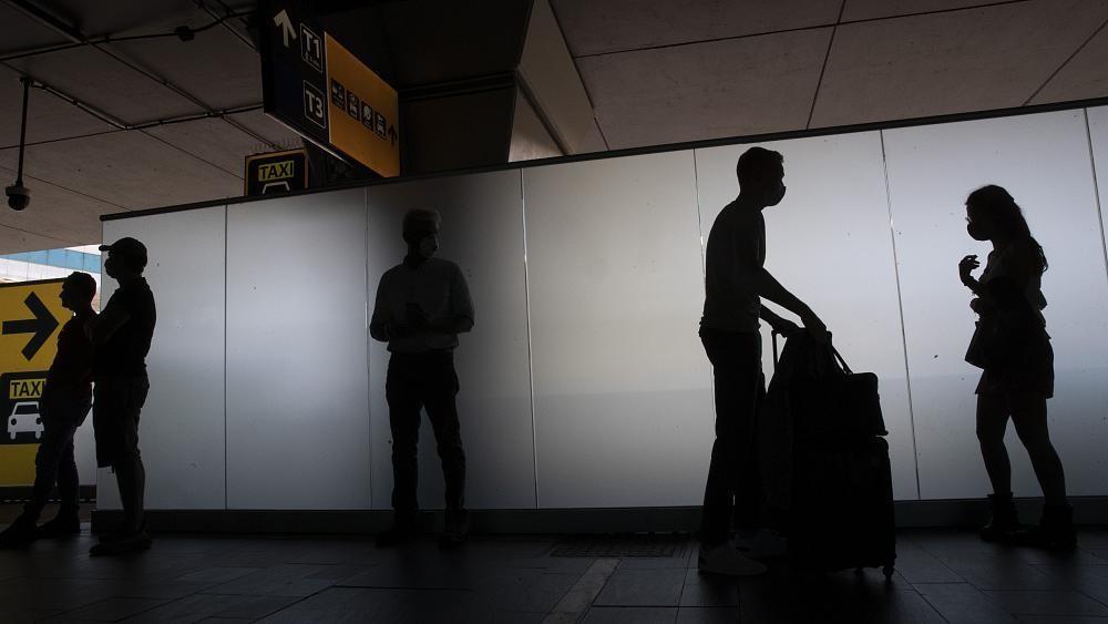 Flughafen Rom: Reisen nehmen wieder zu