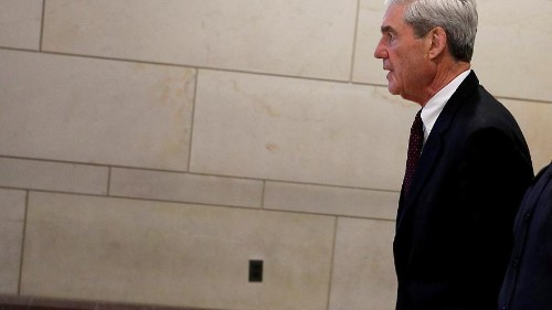 Mueller submits report on alleged Russian involvement in Trump election