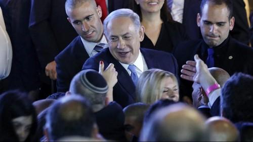 Israel election winner Netanyahu seeks Knesset majority