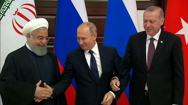 Le complexe dossier syrien objet d'un nouveau sommet tripartite
