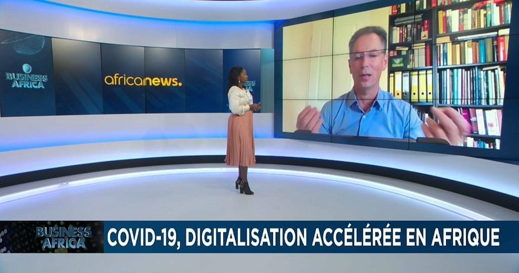Covid-inspired digitalization in Africa {Business Africa} | Africanews
