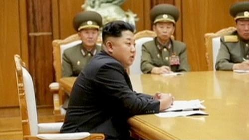 КНДР: Ким Чен Ын привел войска в полную боеготовность