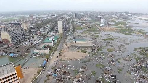 Mosambik: Menschen retten hat oberste Priorität