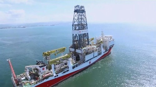 Türkei um Zypern streiten um Erdgas im Mittelmeer