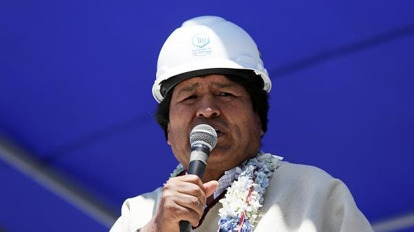 Was Bolivia's ouster of Morales a coup for lithium?