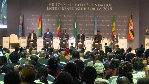 African entrepreneurs encouraged to unlock their continent's potential