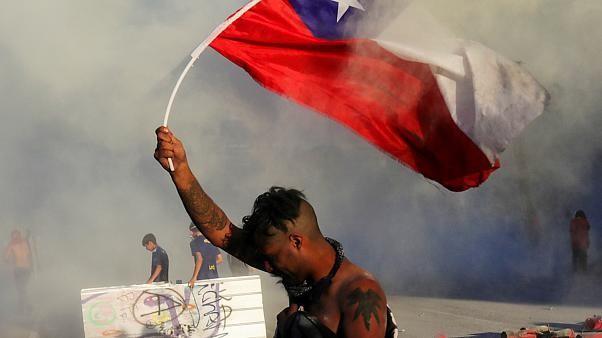 Chili : le président faborable à une nouvelle Constitution