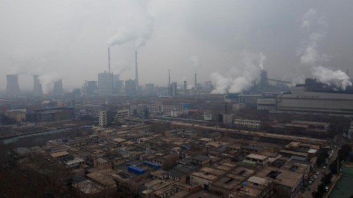 China responsible for surge in ozone-depleting emissions, new study says