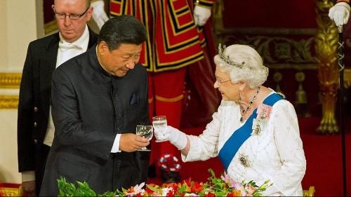 Royaume-Uni: la visite à enjeux du Président chinois