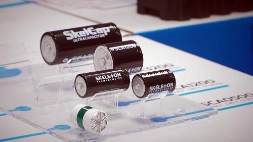 Saniyeler içinde şarj edilebilen bitmeyen piller
