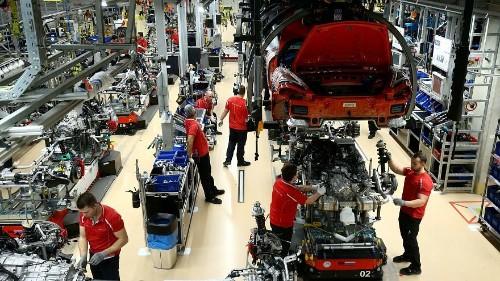 Pessimismo na economia alemã