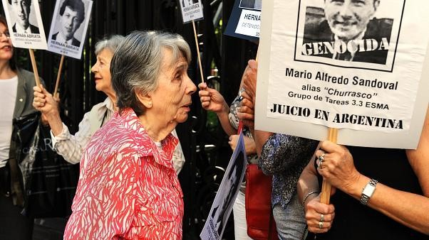 France extradites Argentinian 'butcher' Mario Sandoval