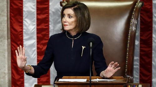 Nancy Pelosi was right about everything (especially impeachment) ǀ View