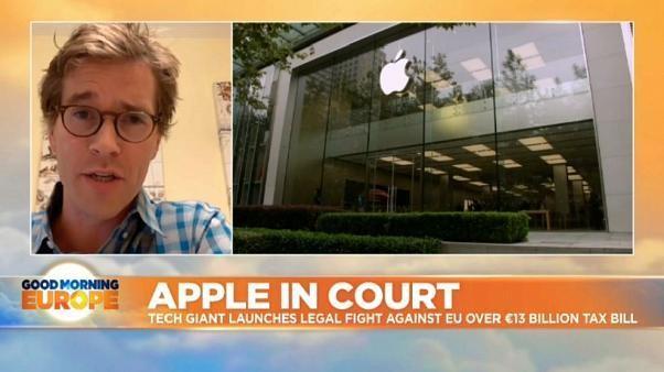 Apple bites back: Tech behemoth takes on the Europe Union over tax bill