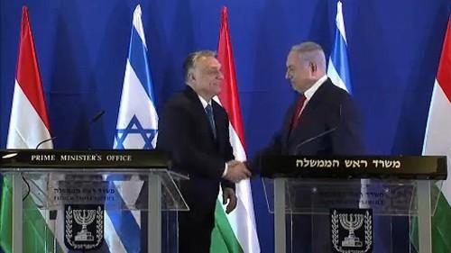 Ungarn will Vertretung in Jerusalem