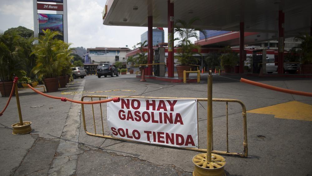 """Venezolaner gegen iranischen Benzin-Import: """"Ich will es nicht"""""""