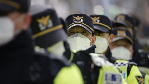 Covid-19: Sprunghafte Ausbreitung in Südkorea