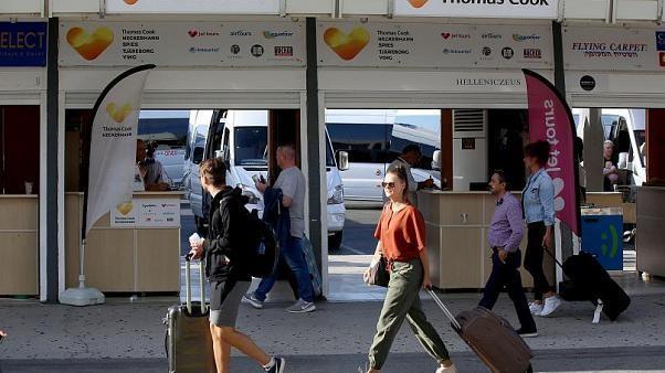 Thomas-Cook-Insolvenz trifft Kreta hart
