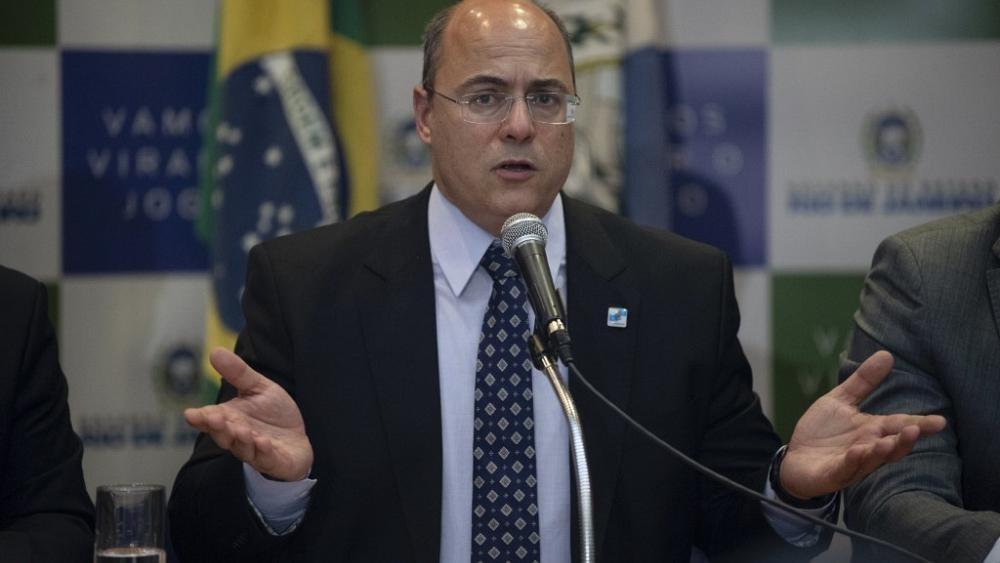 Polícia brasileira avança com operação sobre governo do Rio de Janeiro