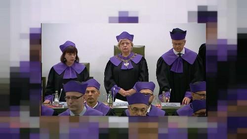 Le gouvernement polonais en lutte contre la Cour suprême