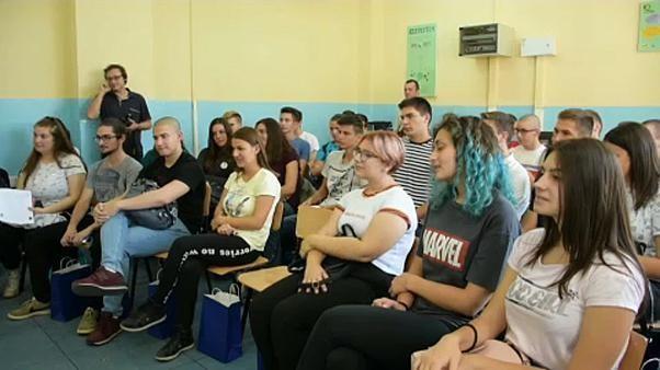 Kaum Perspektive: Junge Nordmazedonier kehren ihrem Land den Rücken