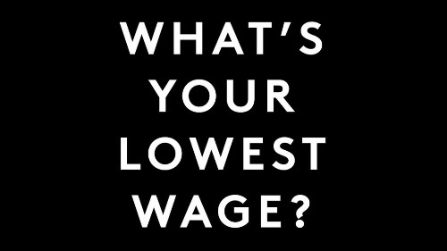 Lowest Wage Challenge calls for big brands to reveal what their lowest paid workers earn