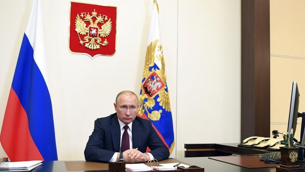 Putin anuncia parada militar em Moscovo