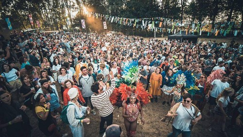 Pete the Monkey: The not-for-profit, eco music festival taking France by storm