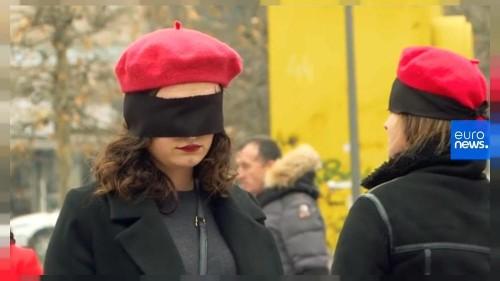 """Frauen gegen sexuelle Gewalt: """"Der Vergewaltiger bist Du"""" im Kosovo"""