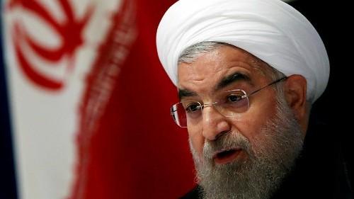 رئيس إيران يدعو لتوحّد المنطقة ضد قرار ترامب بشأن الجولان