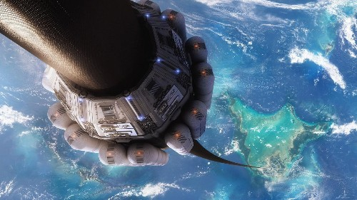 How a colossal elevator could revolutionize space travel