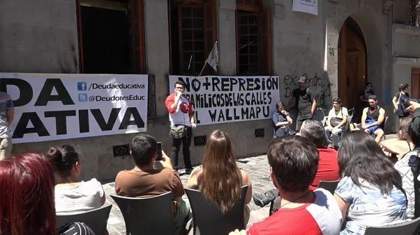 Au Chili, le fléau du surendettement des étudiants