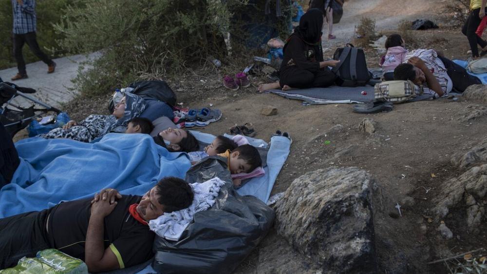 Der kurze Traum vom Asyl in Europa