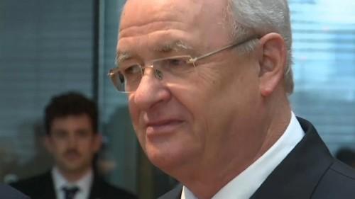 VW-botrány: vádemelés Németországban