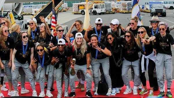 Calcio donne: le campionesse Usa disertano la Casa Bianca