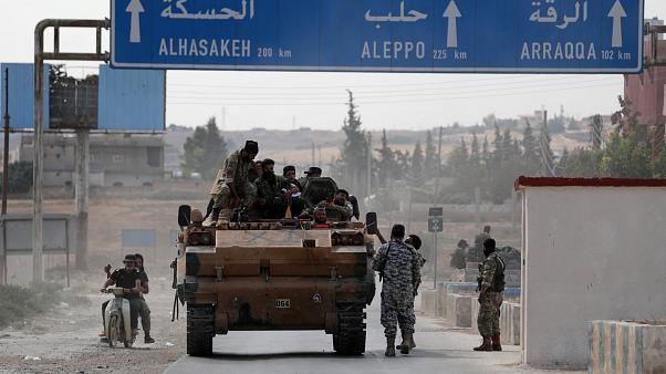 Militäroffensive in Nordsyrien: USA erhöhen Druck auf die Türkei