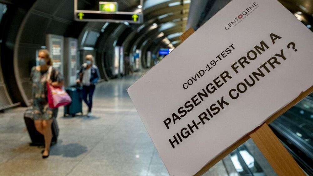 Germany steps up restrictions for EU countries amid COVID-19 surge