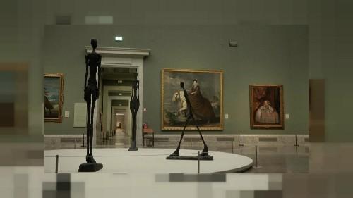 Venedig, Comics und Alberto Giacometti
