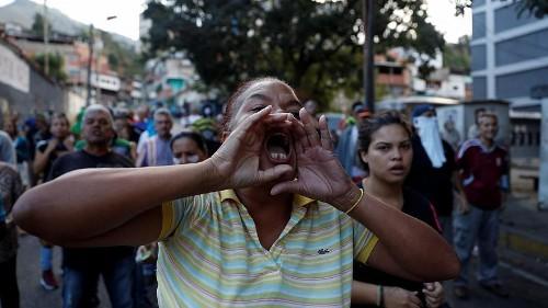 Is Venezuela on the verge of a coup d'état?