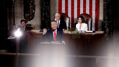 The 2020 State of the Union, visualized